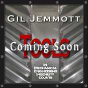 Gil Jemmott - mechanical engineer