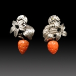 Strawberry Earrings-640